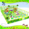 Children Under 6 Years Old Forest Themed Electric Soft Play