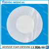 Medical Foam Secure Foam Adhesive Strip Dressing Viscose Wound Dressing