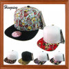 Floral Bill Snapback Hats Fashion Accessories (LT130307C)
