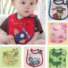 High Quality Printed Baby Cotton Bibs