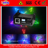 1W RGB Animation Effects DJ Laser Projector
