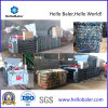 automatic hydraulic waste paper, textile, yarn, carton, PET bottles, straw strapping pressing baler