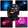 1PCS 30W Spot+ 6PCS 8W Wash 4in1 RGBW LED Moving Head Light