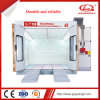 High End Car Automotive Paints Outdoor Spray Booth with Italy Burner