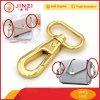 OEM Factory High Quality Golden Oval Shape Snap Hook
