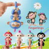 Fingerlings Interactive Baby Pet Electronic Monkey Kids Toy Funny Zoe Sound Gift/Fish Fingerlings