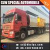 HOWO 6X4 Asphalt Gravel Synchronous Chip Sealer Truck