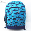 Dino Transfer Print Polyester Backpack