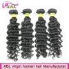No Tangle No Shedding Double Drawn Indian Hair Weave