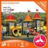 Unique Design Metal Slide Playground Outdoor