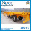 High Quality 40feet 3 Axle Skeletal Container Semitrailer