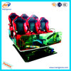 Fantastic Hydraulic / Electric Interactive 5D 6D 7D Cinema Theater From Guangzhou Mantong