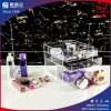 Office Storage Box Clear Acrylic Makeup Organizer