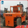 16ton Japan Isuzu-Engine Max-5m-Lifting-Height Rated/5000kg Side-Shift Tcm Fd160 Diesel Forklift