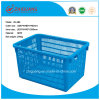 Square Plastic Turnover Storage Basket