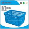 Square Plastic Turnover Storage Basket