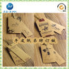 2016 Best Price Custom Kraft Paper Hang Tags, Vintage Paper Hangtag (JP-HT012)