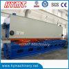 QC11Y-20X4000 NC control hydraulic guillotine shearing machine