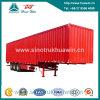 BPW 3 Axle Cargo Semi Trailer / Van Semi Trailer