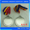 Blank Sport Metal Souvenir Medal with Different Colour