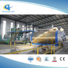 Waste Tire Recycling Machine to Oil Pyrolysis Plant