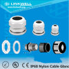 IP68 Protection Plastic Nylon PA66 Cable Glands (PG type)