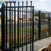 Wholesale Cheap Spear Top Powder Coated Steel Fence for Security