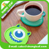 Pupular Promotional Gift Printed Silicone Rubber Drink Coaster Mat