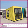 High Quality 20ft Customized Luxury Container House