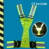 Reflective LED Vest for CE En 13356