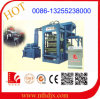 Automatic Hydraulic Concrete Block Making Machine (QT8-15)