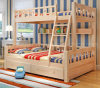 Solid Wooden Bed Room Bunk Beds Children Bunk Bed (M-X2696)