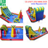 Inflatable Amusement Park with Giant Slide for Sale