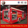 Isuzu 4X2 LHD Euro4 Special Foam Fire Trucks