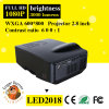 1500 Lumens Mini Portable Full HD Multimedia Video Projector