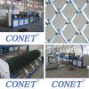 High Quality Galvanized Wire Chain Link Fence Weaving Machine with Over Seas Service