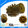 Peek Plastic Injection or Machining Helical Gear