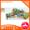 Plastic Commercial Naughty Castle Indoor Playground for Shopping Mall