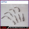 Precision Welding Vessels Stamping CNC Machined Parts (WW-MP015)