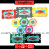 760 PCS Texas Holdem Style /Clay Sticker Poker Chip Set for Gambling Game (YM-MGBG001)