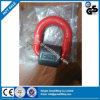 8t Red Painted G80 Welded-on D Ring