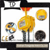 2 Ton Hand Chain Hoist Manual Chain Hoist Lifting Height 3/5/6 Meters
