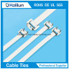 Uncoated 316 Releasable Stainless Steel Cable Tie for Industry