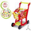 Plastic Toys Supermarket Shopping Cart Toy Trolley (H6977058)