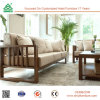 Modern Style and Wooden Fabric Household Sofa