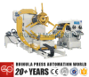 Nc Servo Coil Straightening Roll Feeder Machine with Uncoiler (MAC2-600)