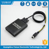 for Volvo Round 8-Pin CD Changer Connection USB/SD/Aux in Playing System (Yatour YT-M06)