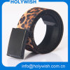 Fashion Custom Fabric Polyester/Canvas Waist Webbing Belt for Men
