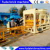 Hydraulic Red Paver Brick Block Making Machine
