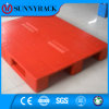 Easy for Clean Flat Surface Three Runners Big Load Capacity Plastic Pallet